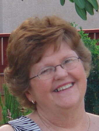 Barbara Blake  (Brown)
