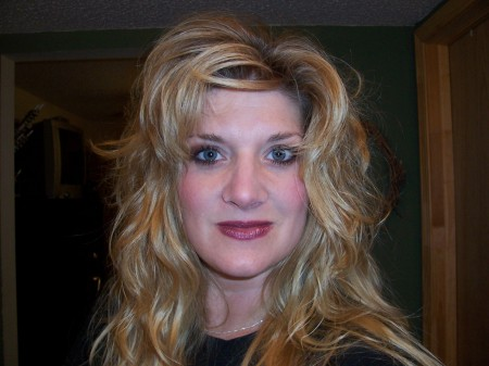 Michelle Lentz  (Stewart)