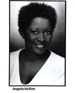 Angela McKee (Thomas)