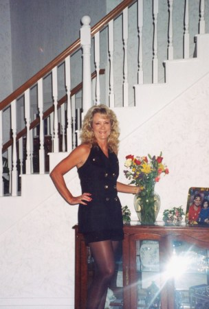 Pamela Menzies (Matthews)