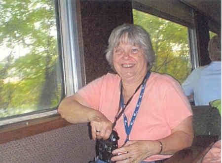 Mary Newcombe (Mamay)