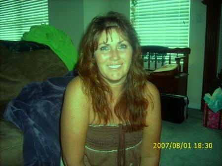Patricia Hanawalt (Mitchell)