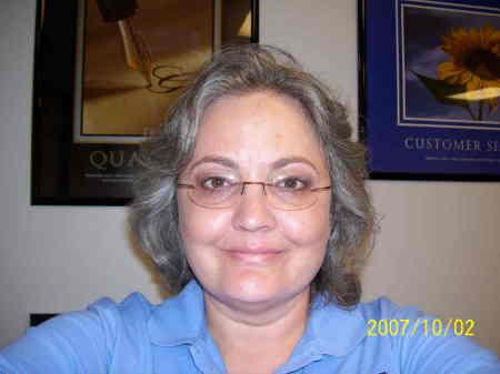 Patricia Morris  (Baker)