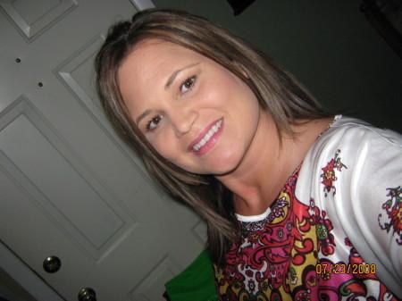 Amanda Sandlin (Davis)