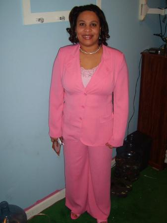 Sandra Earnest (Lewis)
