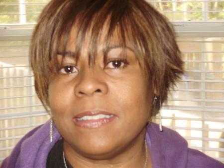 Cindy Garrett (Ferguson)