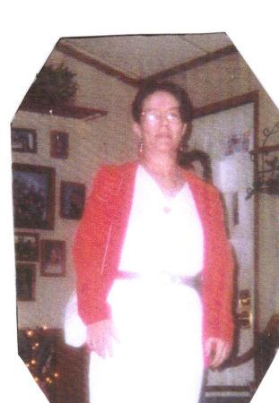 Judy Kear (Mason)