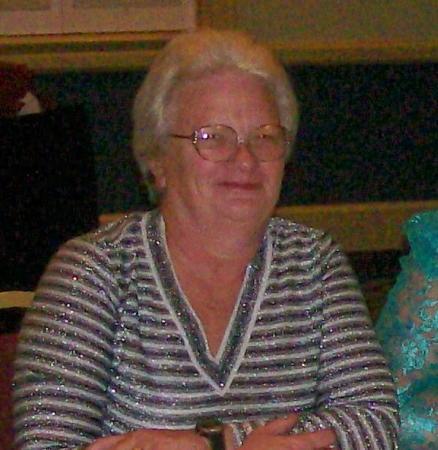 Margaret Davis  (Snyder)