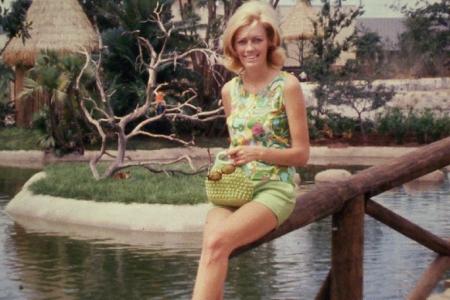 Sharon Buchy (Davis)
