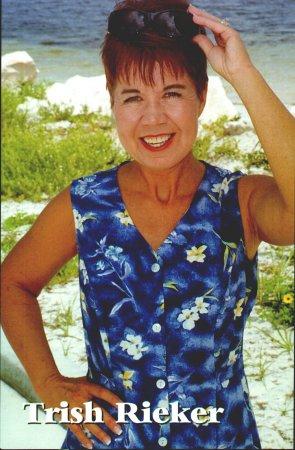 Patricia Rieker  (White)