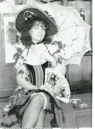 Gina Collins (Garrett)