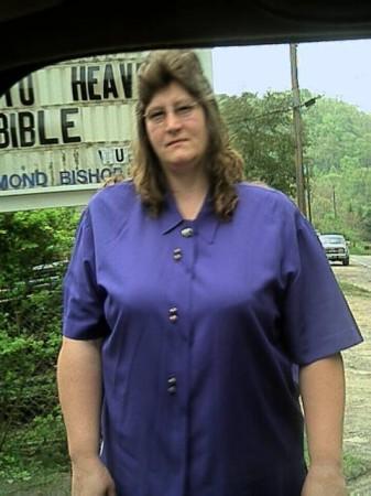 Karen Jackson  (Mullins)
