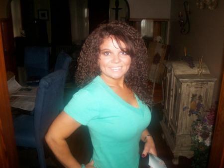Kimberly Hamric  (Clark)