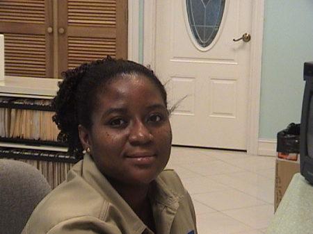 Veronica Okoro (Jackson)