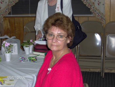 Shirley Persianni (Lusk)