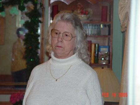Sandra McAllister (Moore)