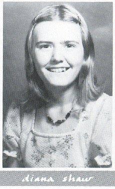 Diana Davis  (Shaw)