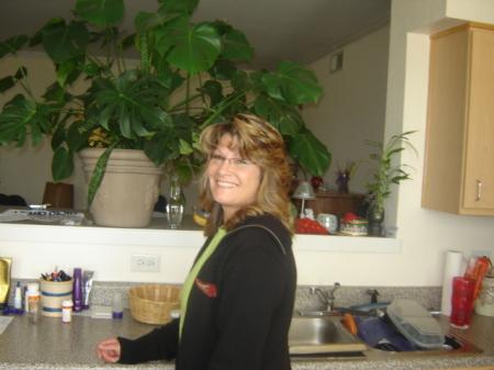 Laura Ingalls , age ~36