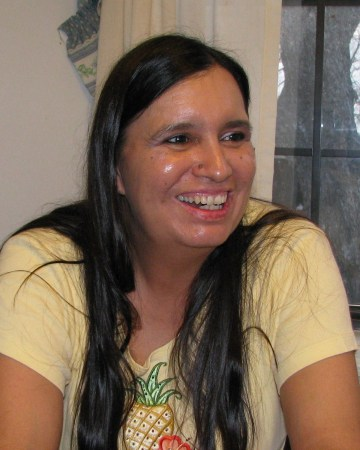 Sandra Webb  (Martinez)