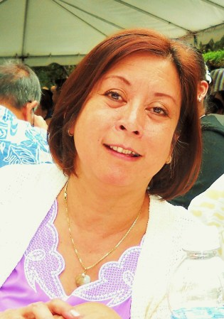 Regina Rafaela Gonzalez (Valentin)