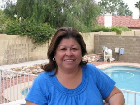 Sandra Cain (Garcia)
