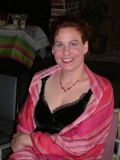 Christine Armstrong (Larson)