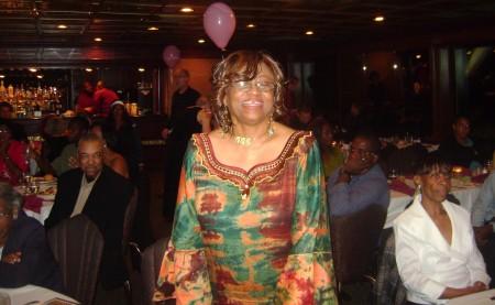 Barbara Kamara (Ferguson)