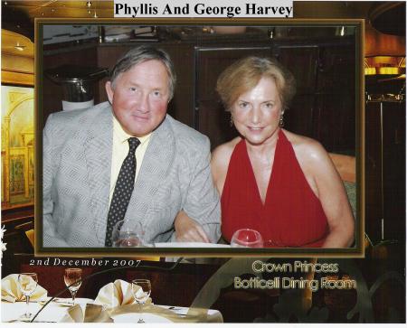 Phyllis Harvey  (Obrien)