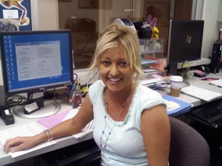 Sharon Olson  (Kelley)