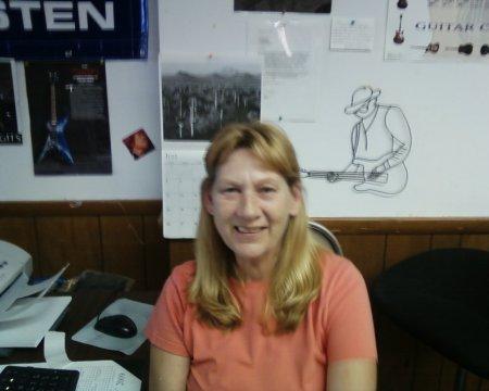 Gail Parker (Stevens)