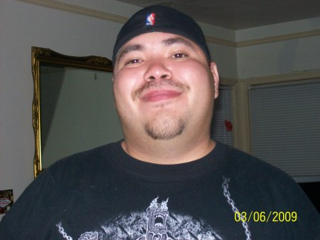 Juan Gonzales Jr (Gonzales)