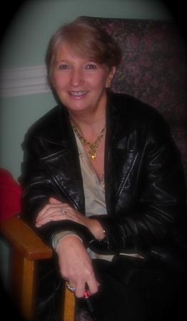 Patricia  Gysbers (White)