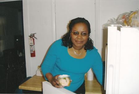 Denise Faison  (Fisher)