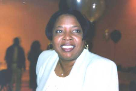 Francine Hampton (Johnson)
