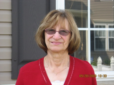 Mary Baumgardner  (Edmisten)
