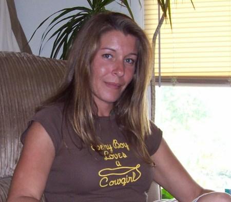 Tracy Crandall (White)