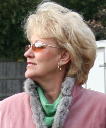 Cynthia Harrison  (Parker)