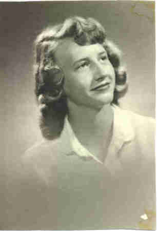 Betty Elizabeth Hanley (Johnson)