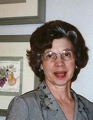 Beverly Geiger (Davis)