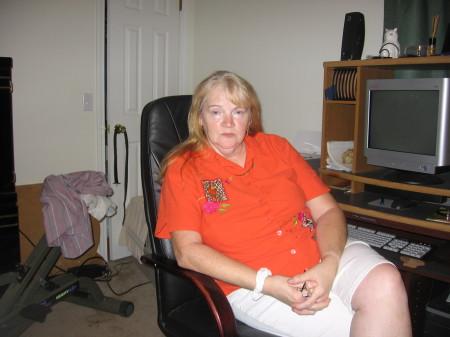 Cindy Bobbin (Parker)
