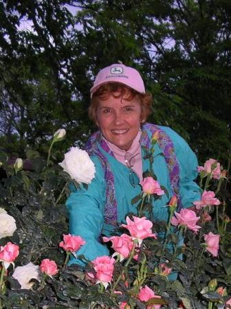 Linda Correll (Graham)