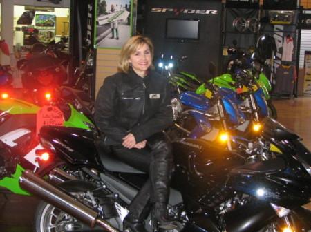 Kathy Colfax (Meyer)