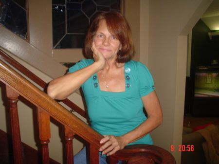 Janet Bass (Johnson)