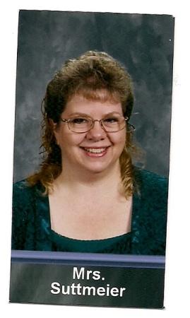Becky Suttmeier (Davis)