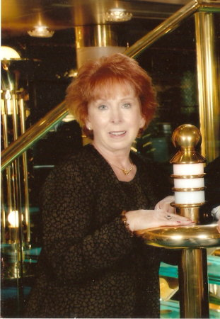 Judy Davis (Taylor)