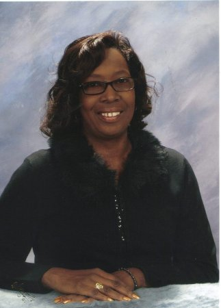 Patricia Washington (Edwards)