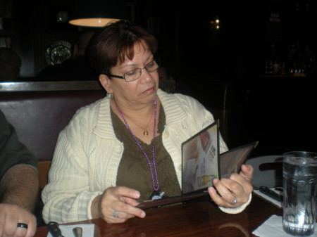 Martha Vega (Garcia)