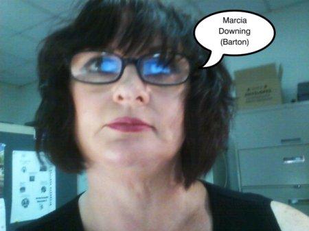 Marcia Barton (Downing)