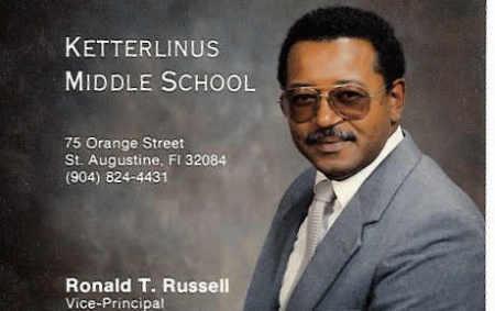 Ronald Russell (Burke)