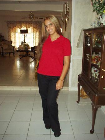 Claudia Machado (Gonzalez)